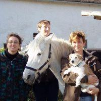 Abschlussbild College Caball in Bayern, Kurs: Ausbildung ganzheitlich arbeitender Pferdetherapeut