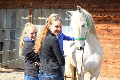 Ausbildung Osteopathie, Physiotherapie, Psychomotorik, Equipathie für Pferde am College Caball, Bildungsstätte für alternative Therapien am Pferd