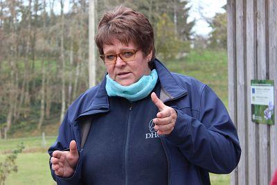 Astrid Arnold, Kursbeschreibung Equipathie: Ausbildung Osteopathie, Physiotherapie, Psychomotorik am Pferd