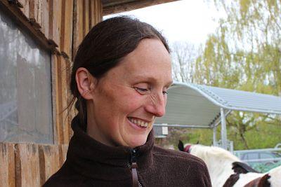 Kristina Morgenroth, Kursbeschreibung Equipathie: Ausbildung Osteopathie, Physiotherapie, Psychomotorik am Pferd